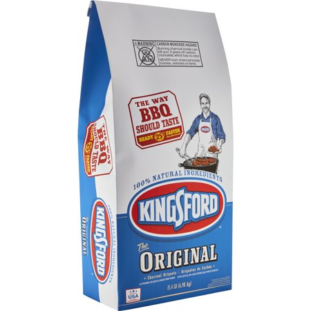 Kingsford Original Charcoal Briquettes 15 4 Lb Bag Walmart Com