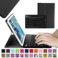 Fintie iPad mini 4 Case - Shell Lightweight Cover with Detachable Wireless Bluetooth Keyboard, Black