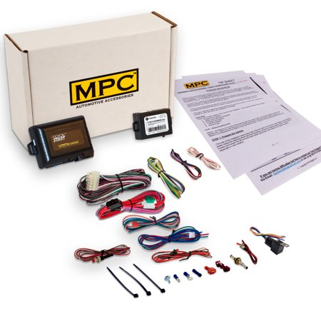 Factory Remote Activated Remote Start Kit For  2008-2010 Mercury - Mercury Mariner Racks