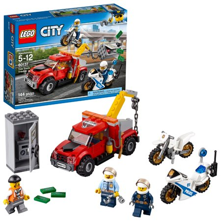 LEGO City Police Tow Truck Trouble 60137 (144 Pieces)