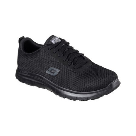 Men's Skechers Work Relaxed Fit Flex Advantage Bendon SR (Studio Flex Low Shoe)