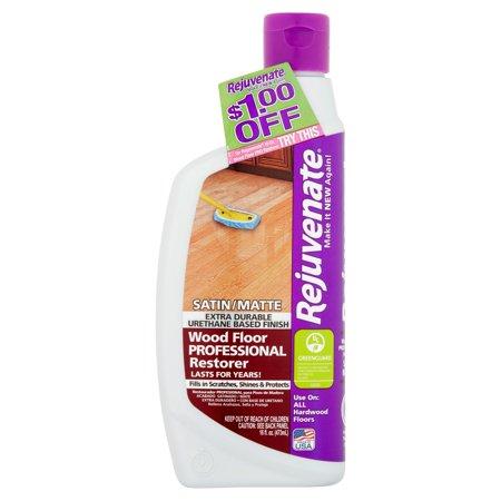 Rejuvenate Wood Floor Professional Restorer, 16 fl oz ()