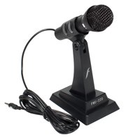 Frisby FMC-220 Desktop Standing Noise Canceling Stand Alone Plug & Play Microphone