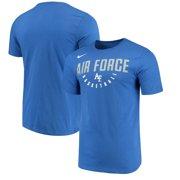 brand new dc0e6 65a43 Air Force Falcons Nike Basketball School Name Performance T-Shirt - Royal
