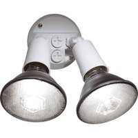 Brink's 2-Head Flood Security Light