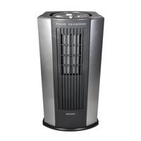 Envion FS200 Four Seasons Air Purifier Heater Fan & Humidifier Black