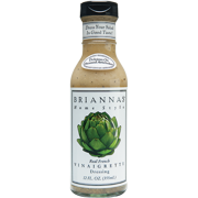 (2 Pack) Briannas Home Style Real French Vinaigrette Dressing, 12 Fl Oz