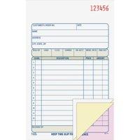 Adams 3-Part Carbonless Sales Order Book