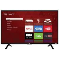 "Refurbished TCL 32"" Class HD (720P) Roku Smart LED TV (32S301)"