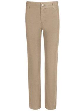Boys 5-Pocket Stretch Slim Pant School Uniform Approved (Little Boys & Big Boys)
