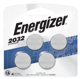 Cr2320 Lithium Coin Cell Batteries (Energizer 2032 Lithium Coin Battery, 4 Pack )