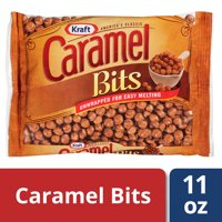 (6 Pack) Kraft Caramel Bits, 11 oz Wrapper