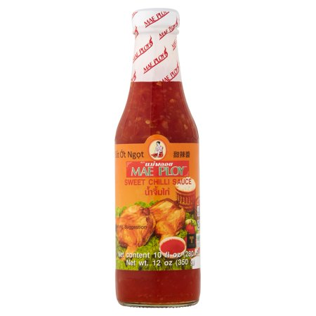 Mae Ploy Sweet Chili Sauce, 10 Fl Oz