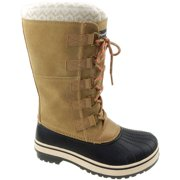 1816ab29f2a Ozark Trail Women s Tall Lace Up Winter Boot