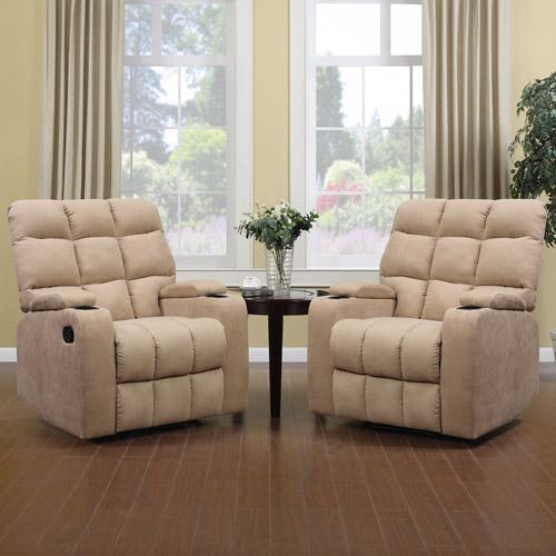Living Room Furniture Recliners recliners - walmart