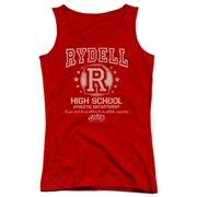 dc800b0ad59db Grease Rydell High Juniors Tank Top Shirt
