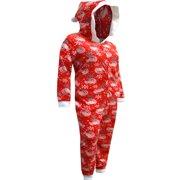 1898ff8ca08e Elf on the Shelf Onesie Hooded Pajama