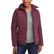 1db238689 JASON MAXWELL Women's Fitted Puffer Coat