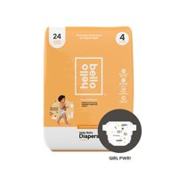 Hello Bello Diapers Jumbo Pack - Girl PWR! - (Choose your size)