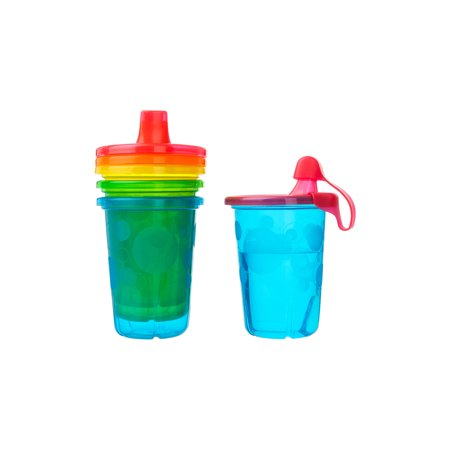 Take & Toss Spill-Proof Sippy Cups 4 (Baby 2pk Sippy Cups)