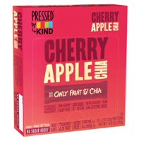 Pressed by KIND, Cherry Apple Chia, Gluten Free, 12 Ct
