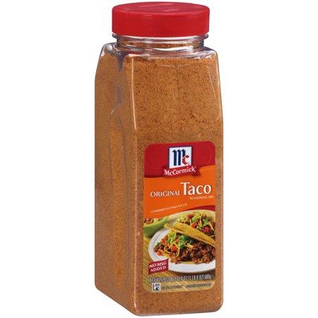 McCormick Culinary Taco Seasoning, 24 oz](Giant Taco)