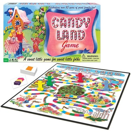 Candy Land: 65th Anniversary Edition](Candy Corn Catch Halloween Game)