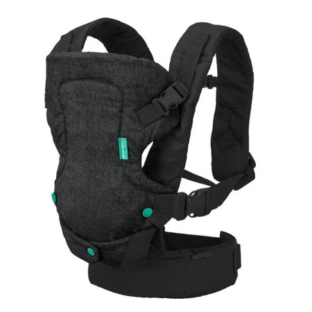 Infantino Flip Advanced 4-in-1 Convertible (Best Baby Carrier For 3 Month Old)