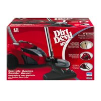 Dirt Devil Easy Lite Bagless Canister Vacuum, 1.0 CT, SD40010