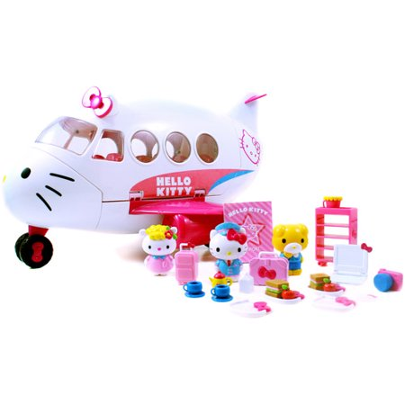 Hello Kitty Jet Plane Play Set](Hello Kitty Dessert Ideas)