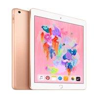 Apple iPad (Latest Model) 32GB Wi-Fi + Cellular- Gold