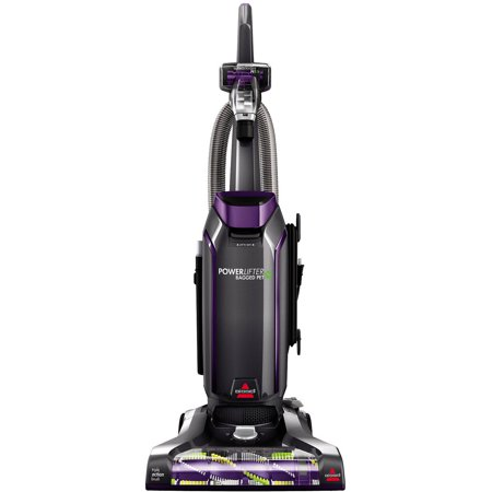 BISSELL PowerLifter Pet Bagged Upright Vacuum,