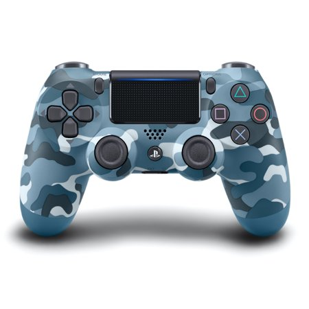 Sony PlayStation 4 DualShock 4 Wireless Controller, Blue Camo,