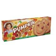 Little Debbie Snacks Pumpkin Delights Filled Soft Cookies, 8 ct, 9.8 oz