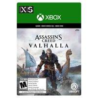 Assassins Creed Valhalla Xbox Series, Xbox One Digital