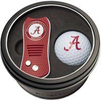 Team Golf NCAA Tin Gift Set with Switchfix Divot Tool and Golf Ball