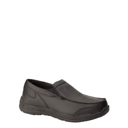 Tredsafe Men's Manon Slip-Resistant Step-In Shoe