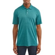 1f09dcdd44ed George Short Sleeve Solid Polo up to 5XL