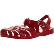 33faefa3b07af0 Kali Footwear Angel Jr Girls Summer Retro Jelly Fisherman Water Shoes Kids  JR Strappy Gladiator Sandals