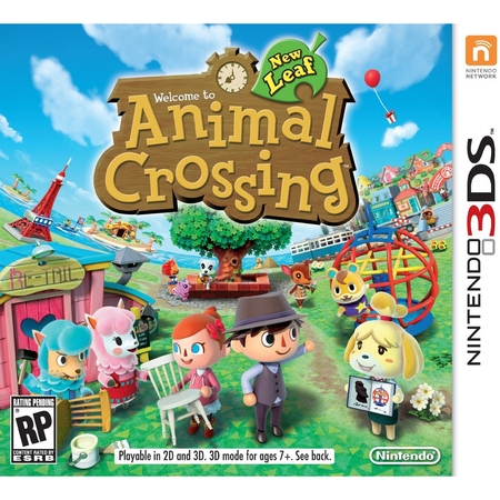 Animal Crossing: New Leaf Welcome amiibo, Nintendo, [Digital Download], 0004549668181 ()