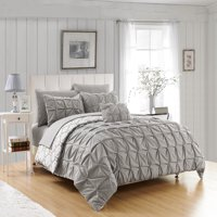 Chic Home Jana 8 Piece Reversible Duvet Cover Set