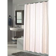 Royal Bath Extra Long Water Repellant Fabric Shower Curtain Liner With Weighted Hem 70