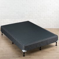 """WAYTON, 4"""" Assembled Wood Box Spring/Foundation for Mattress, 