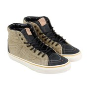 b38532d004 Vans Sk8 Hi 46 Ca Mens Brown Suede   Canvas High Top Lace Up Sneakers Shoes