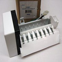 WP2198597 Refrigerator Icemaker Ice Maker for Whirlpool Kitchenaid Kenmore 2198598