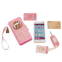 Disney Princess Style Collection Wristlet with Toy Smartphone