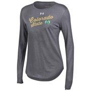 24c68ce9 Women's Long Sleeve Colorado State Rams Under Armour Baseball Tee