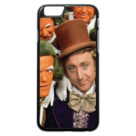 Gene Wilder Wonka And Oompa Loompas iPhone 7 Case - Oompa Loompa Glasses