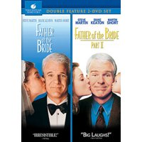 Father Of The Bride / Father Of The Bride 2 (DVD)