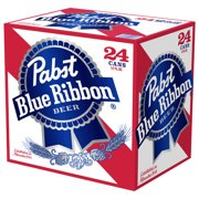Pabst Blue Ribbon Beer, 24 pack, 12 fl oz